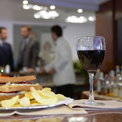 Отель Astoria Palace Hotel Италия, Палермо - отзывы, цены и фото номеров - забронировать отель Astoria Palace Hotel онлайн питание фото 3