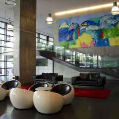 Отель VIP Executive Art's Португалия, Лиссабон - 1 отзыв об отеле, цены и фото номеров - забронировать отель VIP Executive Art's онлайн интерьер отеля фото 3