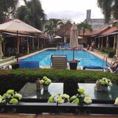 Отель Ricos Bungalows Kata бассейн фото 4