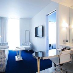 Отель NoMo SoHo 4* Люкс с двуспальной кроватью фото 6