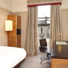 Отель Hilton Edinburgh Grosvenor удобства в номере