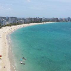 Апартаменты Amapola Beachfront Studio - Playamar пляж фото 2