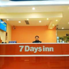Отель 7 Days Inn Chongqing Yongchuan Yuxi Square Branch интерьер отеля