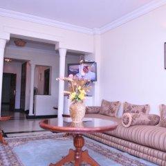 Отель Appart Hotel Alia Марокко, Танжер - отзывы, цены и фото номеров - забронировать отель Appart Hotel Alia онлайн интерьер отеля фото 2