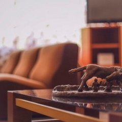 Отель Albergo Nord Roma Фьюджи гостиничный бар
