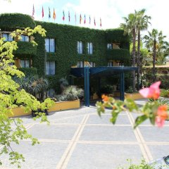 Hotel Caesar Palace Джардини Наксос парковка