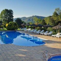 Sallés Hotel Mas Tapiolas бассейн