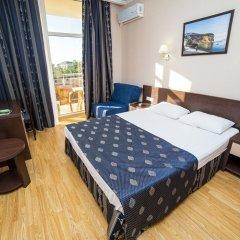 Гостиница Эмеральд комната для гостей фото 3