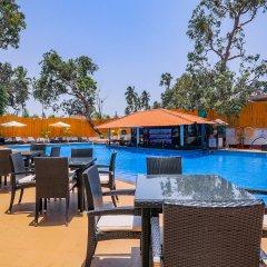 Отель OYO 3305 Royale Assagao Гоа бассейн