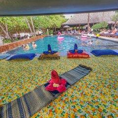 Отель Chaweng Garden Beach Resort Таиланд, Самуи - 1 отзыв об отеле, цены и фото номеров - забронировать отель Chaweng Garden Beach Resort онлайн фитнесс-зал