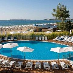 Blue Pearl Hotel Солнечный берег бассейн