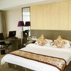Отель Chongqing Fuling Chuangxin Daily Rent House Стандартный номер с различными типами кроватей фото 5