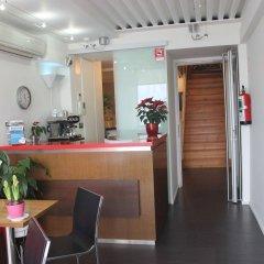 Отель Punta Monpas Сан-Себастьян интерьер отеля