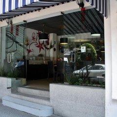 Отель Del Angel Мехико