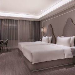 Отель Mercure Shanghai Yu Garden Китай, Шанхай - 1 отзыв об отеле, цены и фото номеров - забронировать отель Mercure Shanghai Yu Garden онлайн комната для гостей