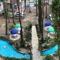 Отель Mali I Robit Голем бассейн