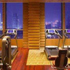 Отель Grand Hyatt Guangzhou Гуанчжоу фитнесс-зал фото 2