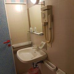 Отель Ceccarini 9 Италия, Риччоне - отзывы, цены и фото номеров - забронировать отель Ceccarini 9 онлайн ванная