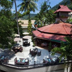 Patong Lodge Hotel парковка