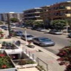 Отель ZEFYROS Родос парковка