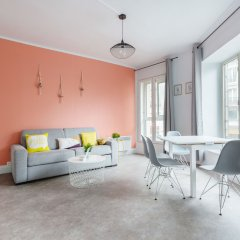 Апартаменты Apartment Ws Hôtel De Ville – Le Marais Париж комната для гостей фото 5