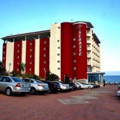 Royal Sebaste Hotel Турция, Эрдемли - отзывы, цены и фото номеров - забронировать отель Royal Sebaste Hotel онлайн парковка