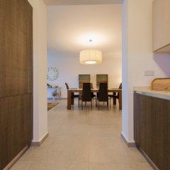 Отель Seafront Luxury APT With Pool Мальта, Слима - отзывы, цены и фото номеров - забронировать отель Seafront Luxury APT With Pool онлайн в номере фото 2