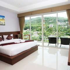 Отель Bangtao Tropical Residence Resort & Spa 4* Люкс повышенной комфортности с различными типами кроватей