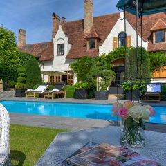 Отель The Secret Garden бассейн