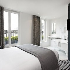 Hotel Emile Париж комната для гостей фото 19