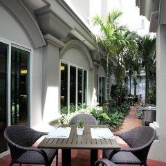 Отель Chillax Resort Бангкок балкон