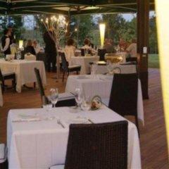 Отель Relais Corte Cavalli Понти-суль-Минчо питание