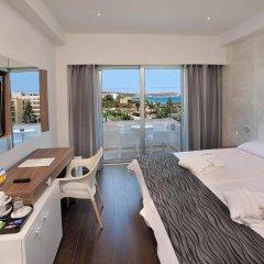 Nestor Hotel комната для гостей