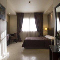 Отель Davitel - The Tobacco Салоники комната для гостей фото 4