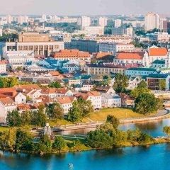 Гостиница Mercure Minsk Old Town пляж