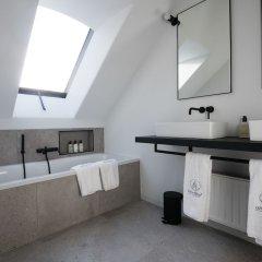 Отель B&B Amelhof Бельгия, Мейсе - отзывы, цены и фото номеров - забронировать отель B&B Amelhof онлайн ванная