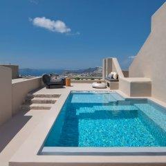 Отель Halcyon Days Suites Греция, Остров Санторини - отзывы, цены и фото номеров - забронировать отель Halcyon Days Suites онлайн бассейн