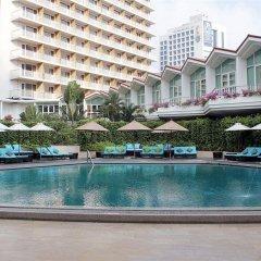 Отель Dusit Thani Bangkok Бангкок бассейн фото 2
