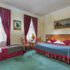Отель Green Garden Hotel Чехия, Прага - - забронировать отель Green Garden Hotel, цены и фото номеров комната для гостей фото 3