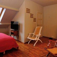 Отель B&B Les Taillis Бельгия, Брюссель - отзывы, цены и фото номеров - забронировать отель B&B Les Taillis онлайн комната для гостей фото 5