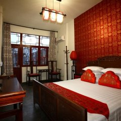 Flowering House Courtyard Hotel комната для гостей фото 5