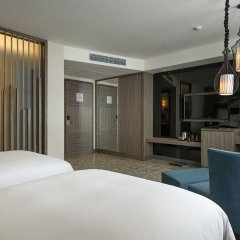 Paradise Suites Hotel комната для гостей