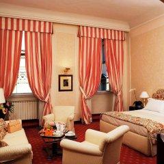 Hotel de La Ville комната для гостей фото 4
