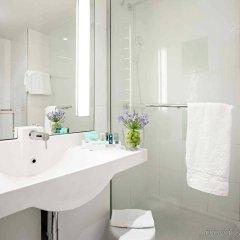 Отель Novotel Genova City Италия, Генуя - 6 отзывов об отеле, цены и фото номеров - забронировать отель Novotel Genova City онлайн ванная
