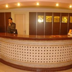 Hera Beach Hotel Турция, Сиде - отзывы, цены и фото номеров - забронировать отель Hera Beach Hotel онлайн интерьер отеля