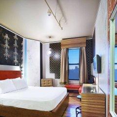 Отель Gladstone Hotel Канада, Торонто - отзывы, цены и фото номеров - забронировать отель Gladstone Hotel онлайн комната для гостей фото 2