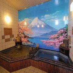Отель Dormy Inn Soga Natural Hot Spring Тиба сауна