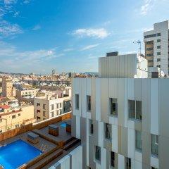 Отель 1 BR Rambla Suite & 2 Pools Rooftop Terrace Sea View - HOA 42152 Испания, Барселона - отзывы, цены и фото номеров - забронировать отель 1 BR Rambla Suite & 2 Pools Rooftop Terrace Sea View - HOA 42152 онлайн балкон