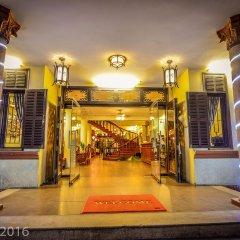 Отель Nhi Nhi Хойан фитнесс-зал