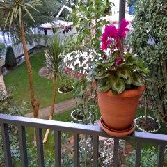 Отель Hotek Epidami балкон